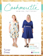 Turner Dress - Cashmerette Sewing Pattern
